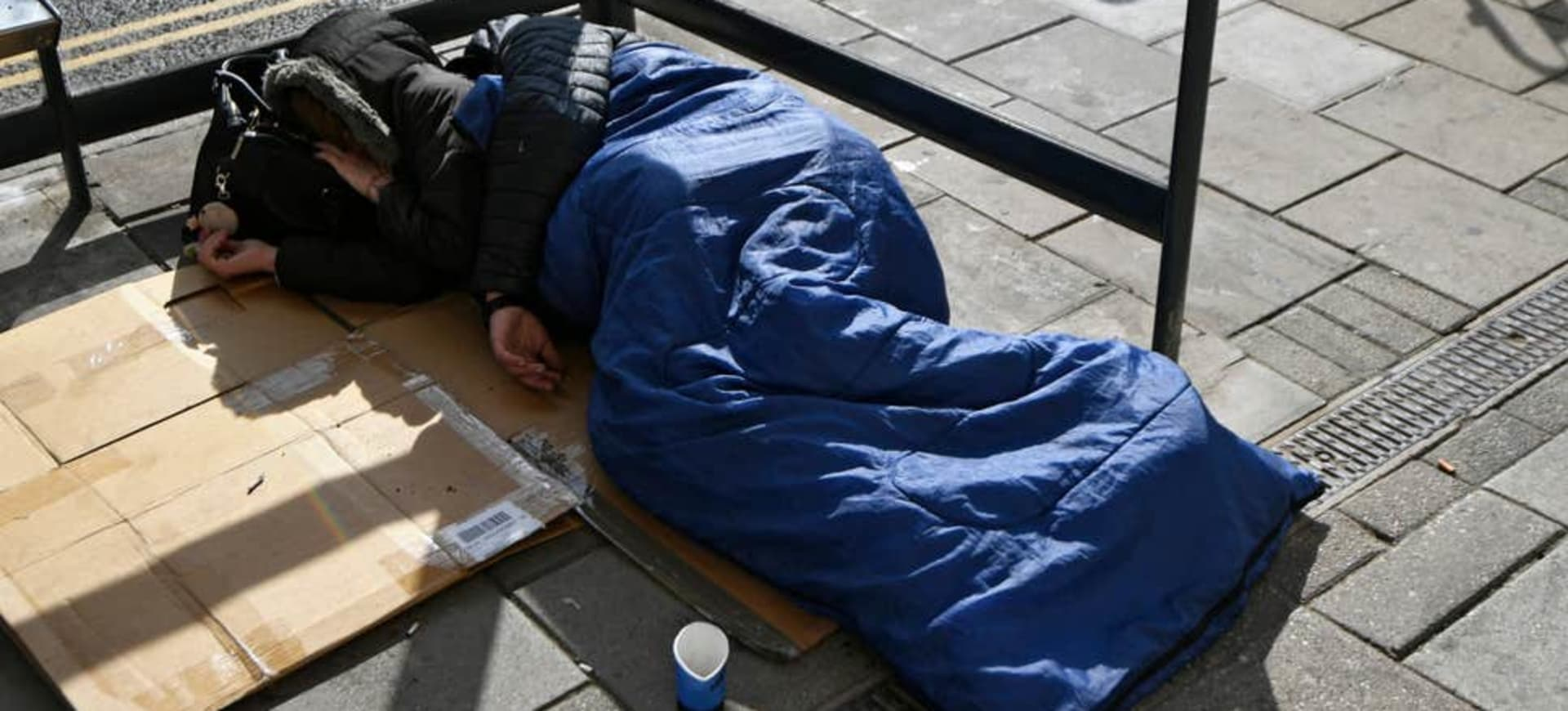 Ministers urged to repeal law that makes rough sleeping illegal following rise in arrests