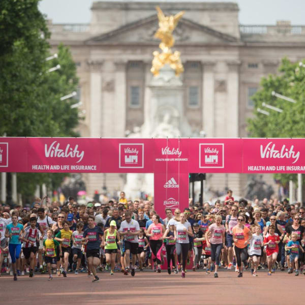 I want to run for WLM at Vitality London 10,000