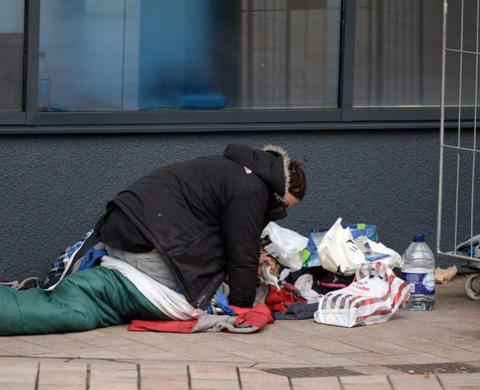 Fears homeless charities are being turned into 'immigration enforcers'