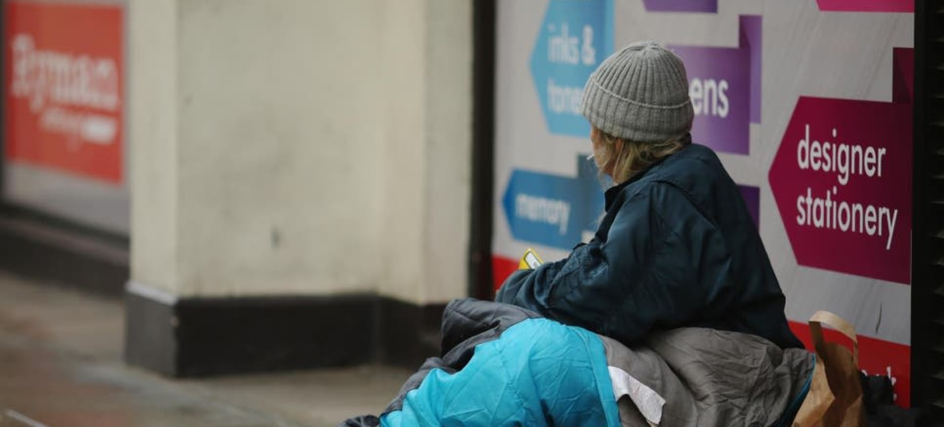 Homeless people moved out of hotels prompting fears hundreds will be forced to return to streets