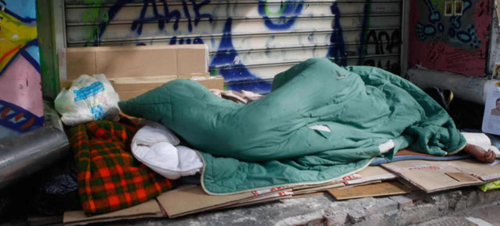 Christian mission charities decry 'scandalous' rise of deaths of the homeless