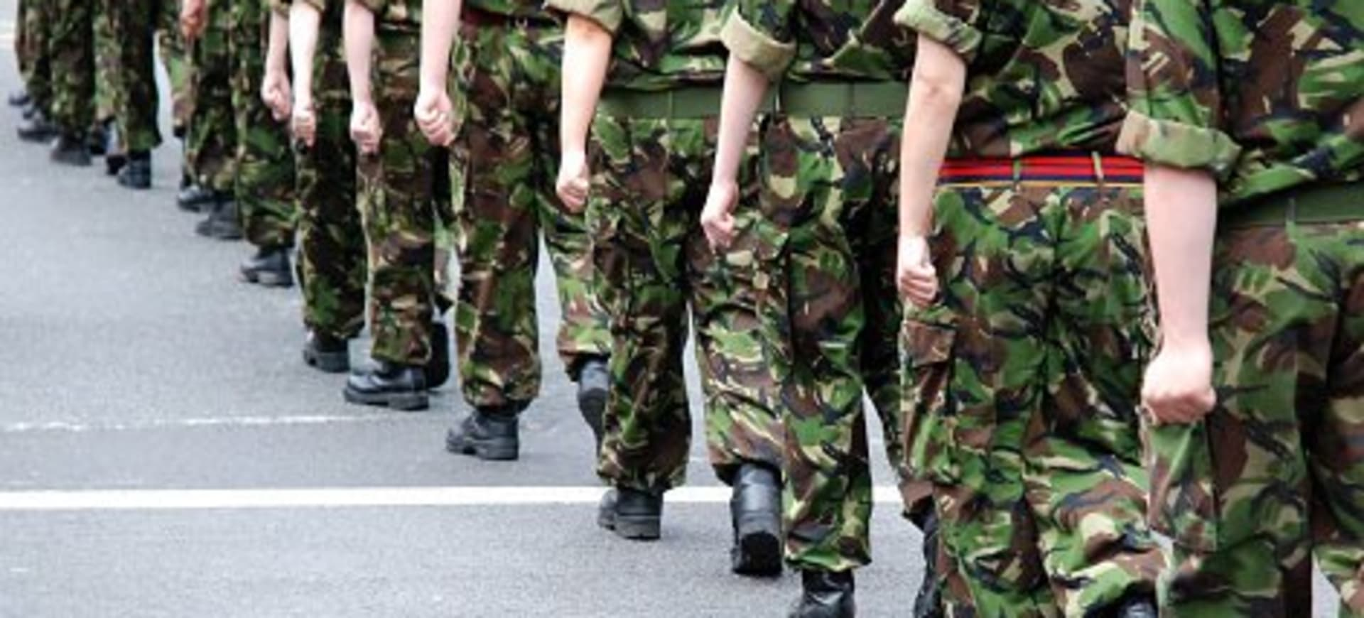 Hundreds of armed forces veterans left homeless and living on our streets