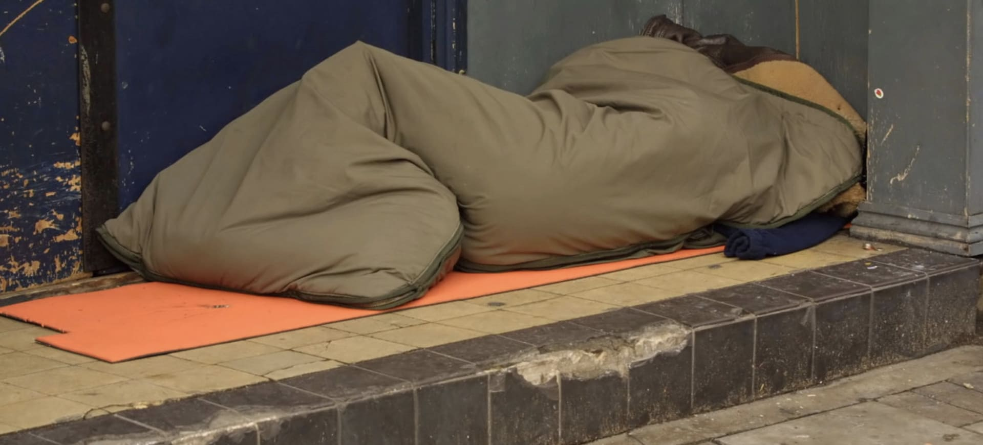 "London's CHAIN rough sleeping figures show ""a crisis on our streets"""