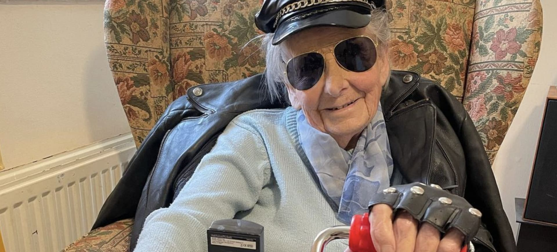 98-year-old woman takes on Captain Tom-style cycle challenge for homelessness