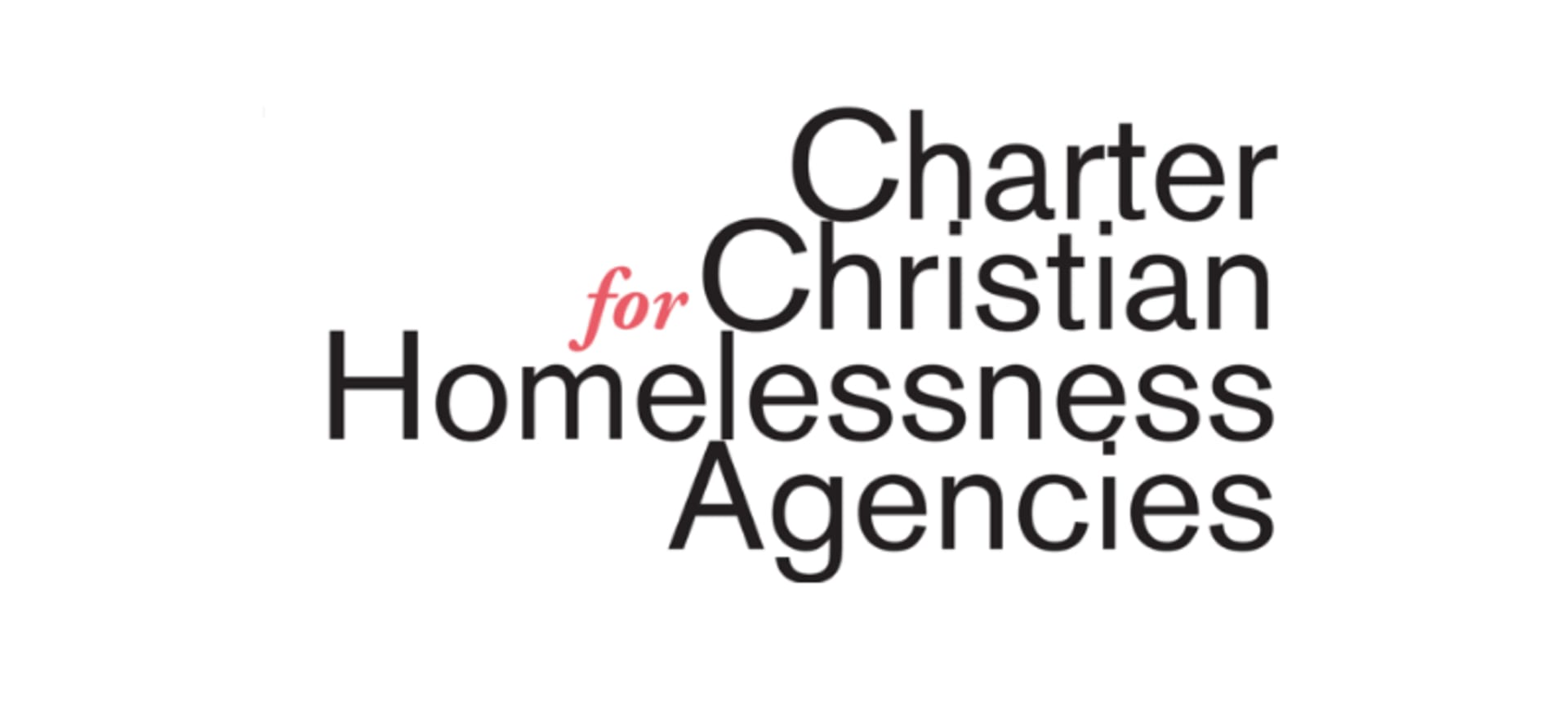 The Charter for Christian Homelessness Agencies